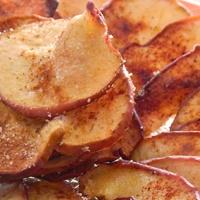 Chip de Maçã ( 3 ingredientes)