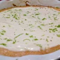 Torta de limão galego